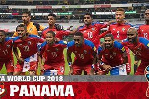 Đội tuyển Panama: 'Thủy triều đỏ' thiếu sức trẻ tại World Cup 2018