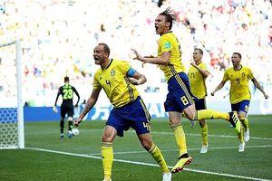 Thụy Điển đánh bại Hàn Quốc nhờ công nghệ VAR