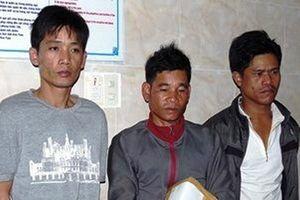 Đột kích khách sạn, bắt 3 đối tượng vận chuyển một kg ma túy