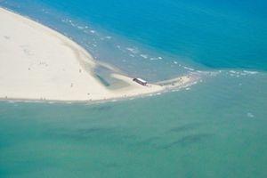 Nơi đại dương gặp nhau nhưng nước không hòa lẫn