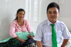 Kỳ diệu ca sinh trên taxi Mai Linh