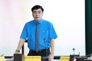 Khai mạc Hội nghị Đoàn Chủ tịch Tổng Liên đoàn lao động VN lần thứ 30