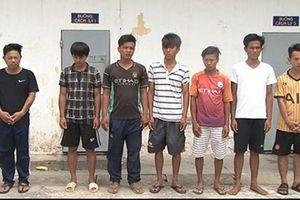 Khởi tố 10 đối tượng gây rối tại Bình Thuận