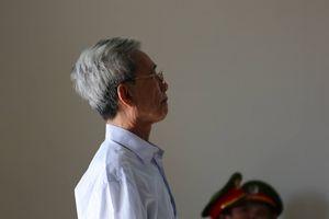 Nguyễn Khắc Thủy đã tự nguyện đến trại tạm giam