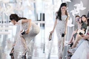 Sao Việt và hành động đẹp trên sàn catwalk