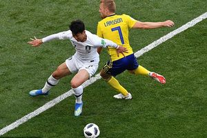 Kết quả trận Thụy Điển vs Hàn Quốc, World Cup 2018