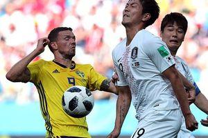 Video bàn thắng trận Thụy Điển vs Hàn Quốc, World Cup