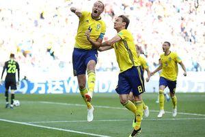 Hưởng phạt đền nhờ công nghệ VAR, Thụy Điển thắng tối thiểu Hàn Quốc