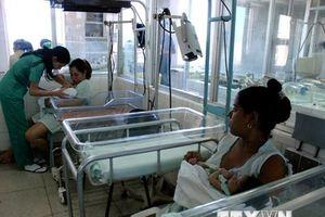 Tỷ lệ trẻ sơ sinh tử vong ở Cuba lần đầu tiên giảm xuống dưới 0,4%
