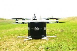 Xem kỹ sư 8X lái trực thăng tự chế bay lượn trên bầu trời