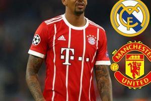 CHUYỂN NHƯỢNG (19.6): M.U và Real 'đại chiến' vì sao Bayern Munich