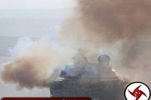 Quân đội Syria phá vỡ tuyến phòng thủ của IS ở Sweida