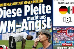 Tuyển Đức 'tuyên chiến' với giới truyền thông quê nhà