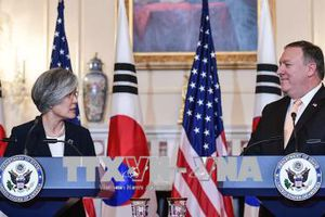 Mỹ - Hàn cam kết duy trì mục tiêu phi hạt nhân hóa Bán đảo Triều Tiên