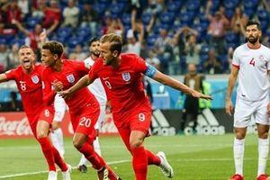 Tunisia – Anh: 1 - 2 Khi người ta trẻ…