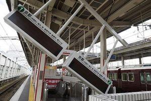 Động đất Osaka phơi bày nhiều điểm yếu của hạ tầng Nhật già nua