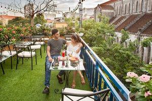 Trốn nắng nóng 45 độ ở những quán cà phê xanh mát xanh giữa lòng Hà Nội
