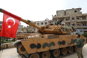 Chiến sự Syria: Quân đội Thổ Nhĩ Kỳ tiến vào Mabij
