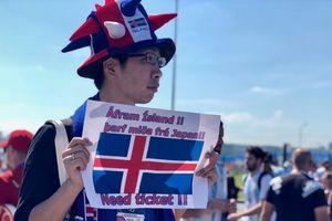 'Tôi cần vé' và những cổ động viên xem World Cup từ ngoài hàng rào