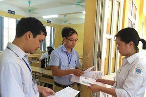 Tây Ninh: Huy động hơn 1.000 người tham gia coi thi
