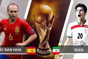 Nhận định World Cup hôm nay: Cơ hội lớn cho 'kẻ lót đường' Iran