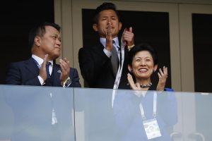 Lần đầu tiên trong hơn 100 năm, Công chúa Nhật đích thân tới Nga xem World Cup