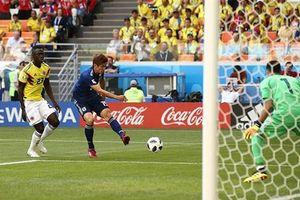 Kết quả World Cup 2018 ngày 19/6: Nhật Bản lập kỳ tích trước 'ông lớn'