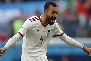 Iran nhận hung tin trước trận gặp Tây Ban Nha