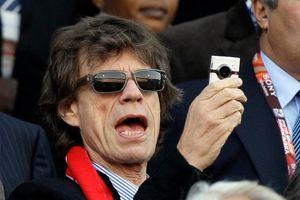 Brazil hãi 'vía đen' thành viên ban nhạc Rolling Stones
