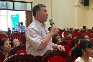 Tổ dân phố số 5 thị trấn Sóc Sơn: Lấy Quy tắc nắn chỉnh hành vi ứng xử