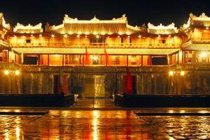 Đại Nội Huế tiếp tục mở cửa về đêm từ đầu tháng 7