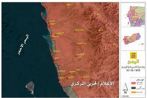 Houthi tấn công dữ dội cắt đường tiếp vận liên quân A rập Xê út