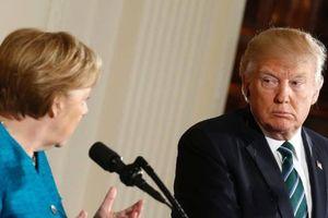 Thủ tướng Merkel phản bác ông Trump về vấn đề tội phạm Đức