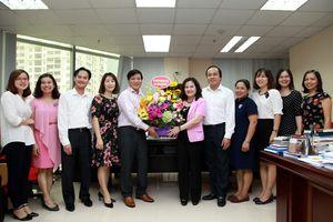Thứ trưởng Nguyễn Thị Hà chúc mừng Báo LĐ&XH nhân Ngày Báo chí cách mạng Việt Nam