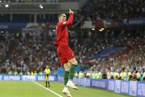 Những kỷ lục của Ronaldo sau hat-trick vào lưới Tây Ban Nha