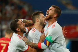 Iran vs Tây Ban Nha: May mắn mỉm cười