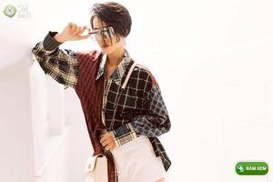 Người mẫu Hà Kino tiết lộ hậu trường chai sạn, chảy máu và thâm tím