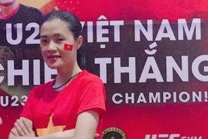 'Cô gái vàng' Lưu Thị Thanh dự đoán trận Pháp vs Peru