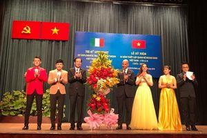 Kỷ niệm 45 năm quan hệ Việt Nam – Italy tại TP. Hồ Chí Minh