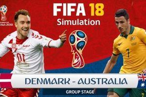 19h00 ngày 21/06, Đan Mạch vs Australia: 'Lính chì' săn 'chuột túi'