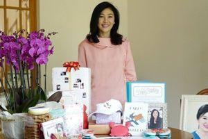 Bà Yingluck phá vỡ im lặng
