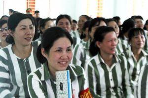 'Khởi nghiệp chắp cánh tương lai' cho nữ phạm nhân hoàn lương