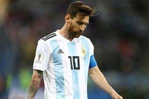 Highlight Argentina 0-3 Croatia: Messi mờ nhạt, Argentina đứng trước nguy cơ về nước sớm