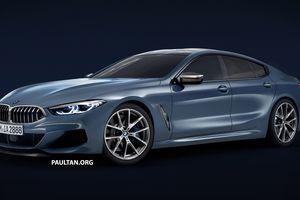 BMW 8 Series sẽ có thêm các biến thể Gran Coupe và Convertible