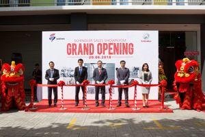 Khai trương showroom đầu tiên của công ty TNHH Schindler Việt Nam