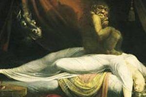 Bí ẩn giấc ngủ 'bóng đè'