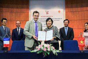 IDECAF và IFV thỏa thuận hợp tác văn hóa sau 11 năm gián đoạn