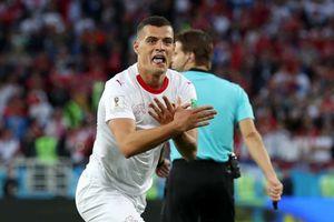 Trực tiếp Serbia vs Thụy Sĩ, lượt 2 bảng E World Cup 2018
