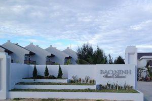 Quảng Bình: Ai sẽ bị 'truất' quyền đầu tư trên bán đảo Bảo Ninh?