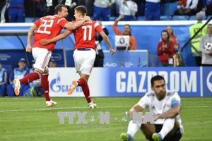 WORLD CUP 2018: Ai Cập sẽ kiện trọng tài